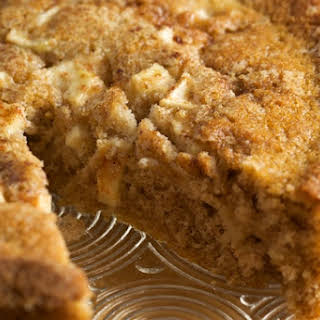 Apple Cinnamon Buttermilk Cake.