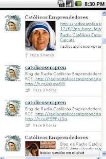 Red Católicos Emprendedores- screenshot thumbnail
