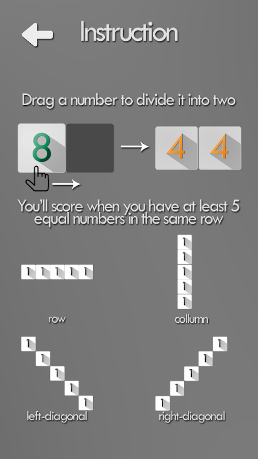 Divide Puzzle- screenshot