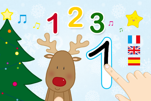 123 Numbers: Christmas Games