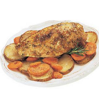 Herbed Chicken & Vegetables.