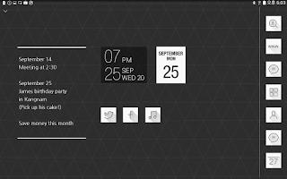 Screenshot of Atom Launcher
