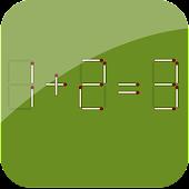 matchstick puzzle: MatchCalc