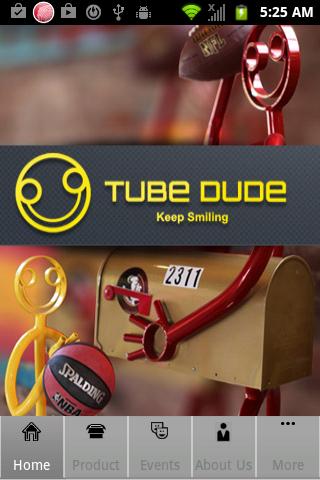 Tube Dude