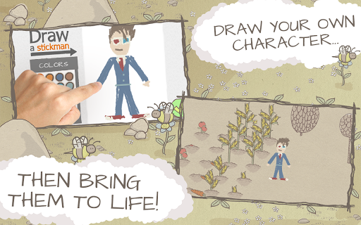 Draw a Stickman: EPIC Free  screenshots 2