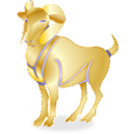Horoscopo de Aries logo