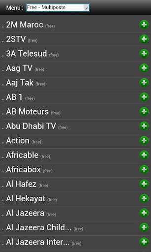 My VODOBOX Web TV (live) 1.29 screenshots 4
