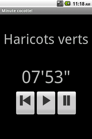 Minute Cocotte!- screenshot