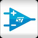ST op-amps logo