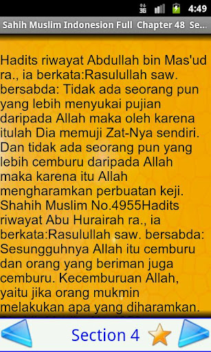 Sahih Muslim Indonasian