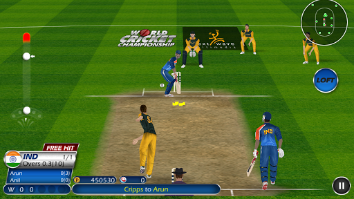 World Cricket Championship  Lt  gameplay | by HackJr.Pw 8
