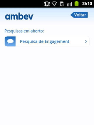 Ambev Gente+ - screenshot