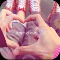 رسائل وصور حب 2014 icon