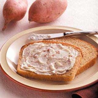 Sweet Potato Yeast Bread.