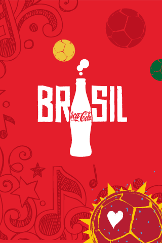Al mundial con Coca-Cola