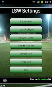 Live Soccer Wallpaper screenshot 2