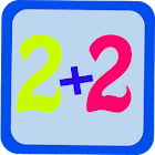 Math Tables 2+2 icon