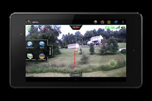 Screenshot of AR.Pro 2.1
