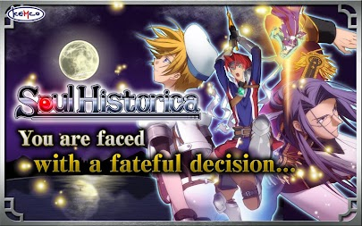 RPG Soul Historica APK screenshot thumbnail 6