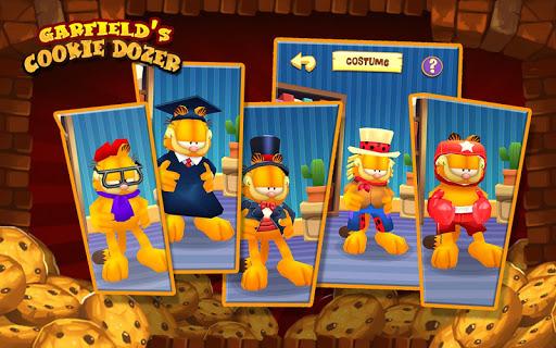Garfield Cookie Dozer (Unlimited Coins & Power Up)