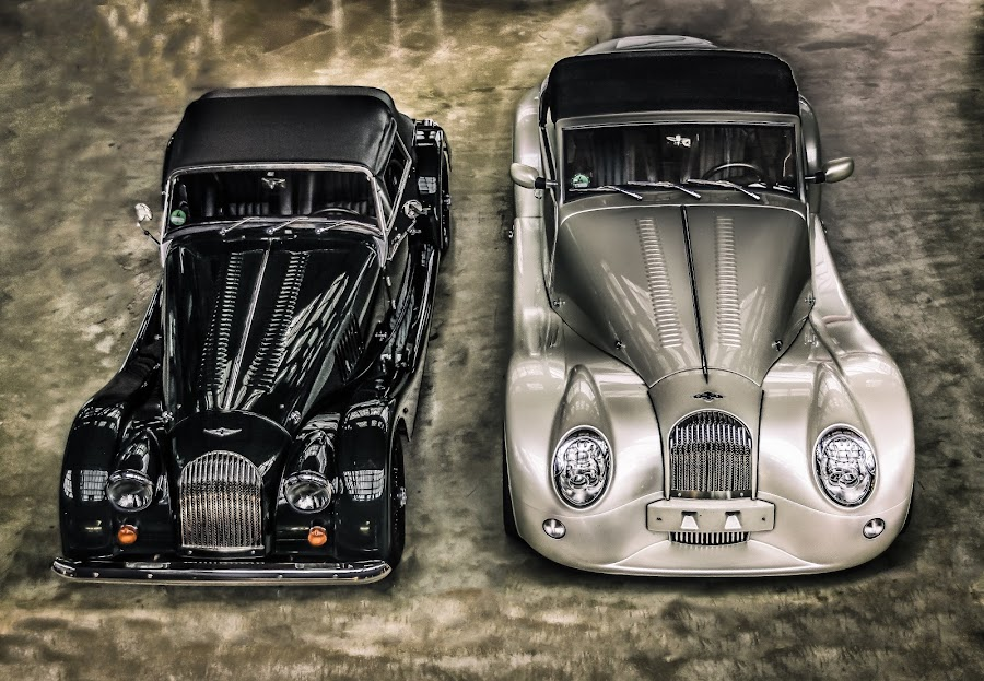 Morgans by Ole Steffensen - Transportation Automobiles ( morgans, düsseldorf, classic car, classic remise, cars, germany, classic,  )