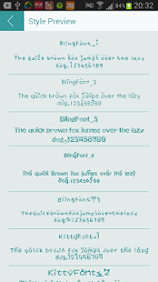 Bling Font for Flipfont Free