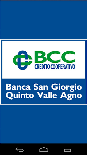 Bcc San Giorgio Quinto V. A.