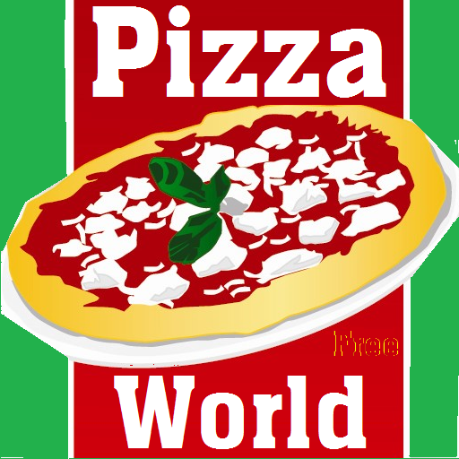 PIZZA WORLD FREE LOGO-APP點子