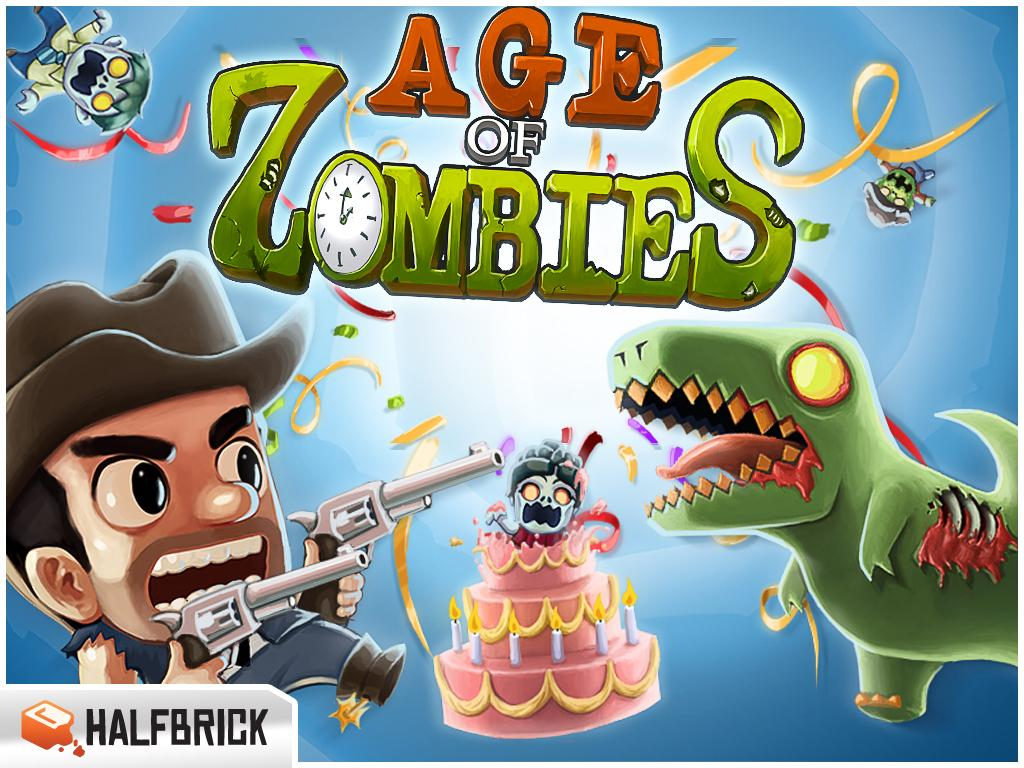 Age of Zombies Lite - screenshot