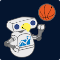 Liberty Football & Basketball logo