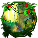 Jungle Summer LWP HD icon