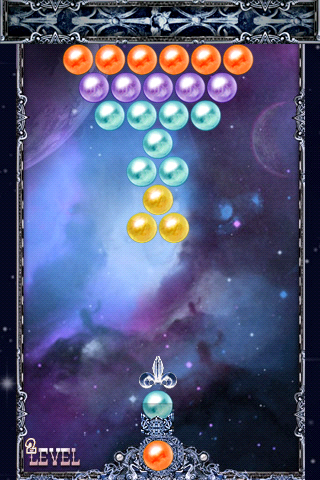 Shoot Bubble Deluxe - screenshot
