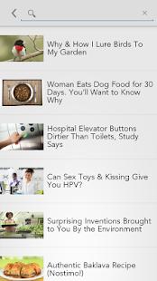 FeedsApp - screenshot thumbnail