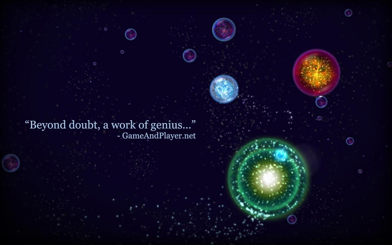 Osmos Demo - screenshot