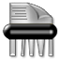 Advanced File Shredder logo