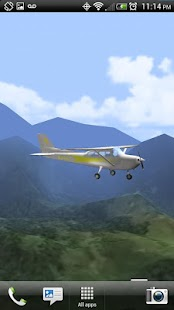 Aviation 3D - Light Plane- screenshot thumbnail