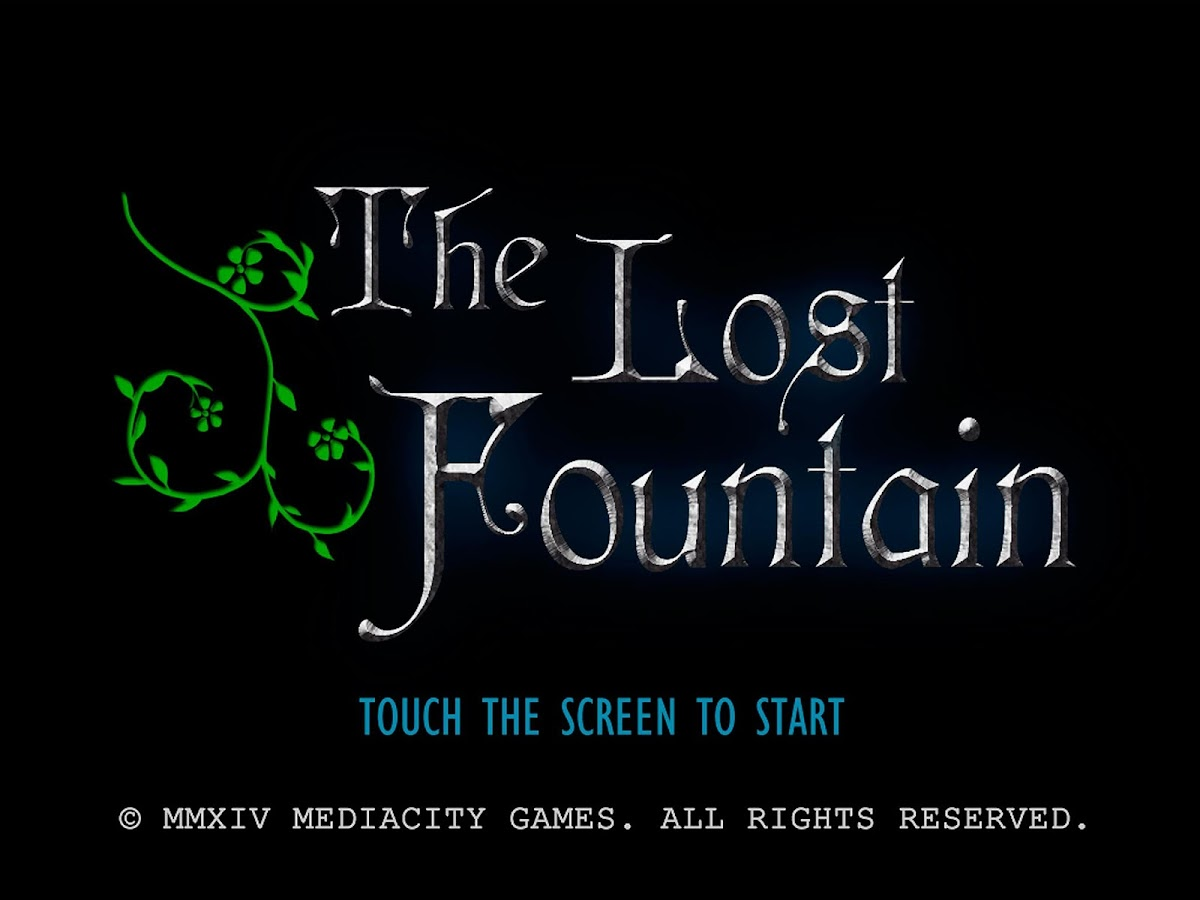 The Lost Fountain- screenshot