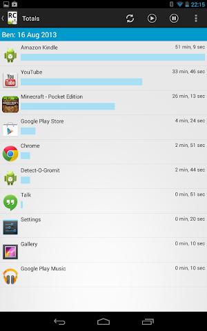 Screen Time Remote Control 1.3.6   app screenshot