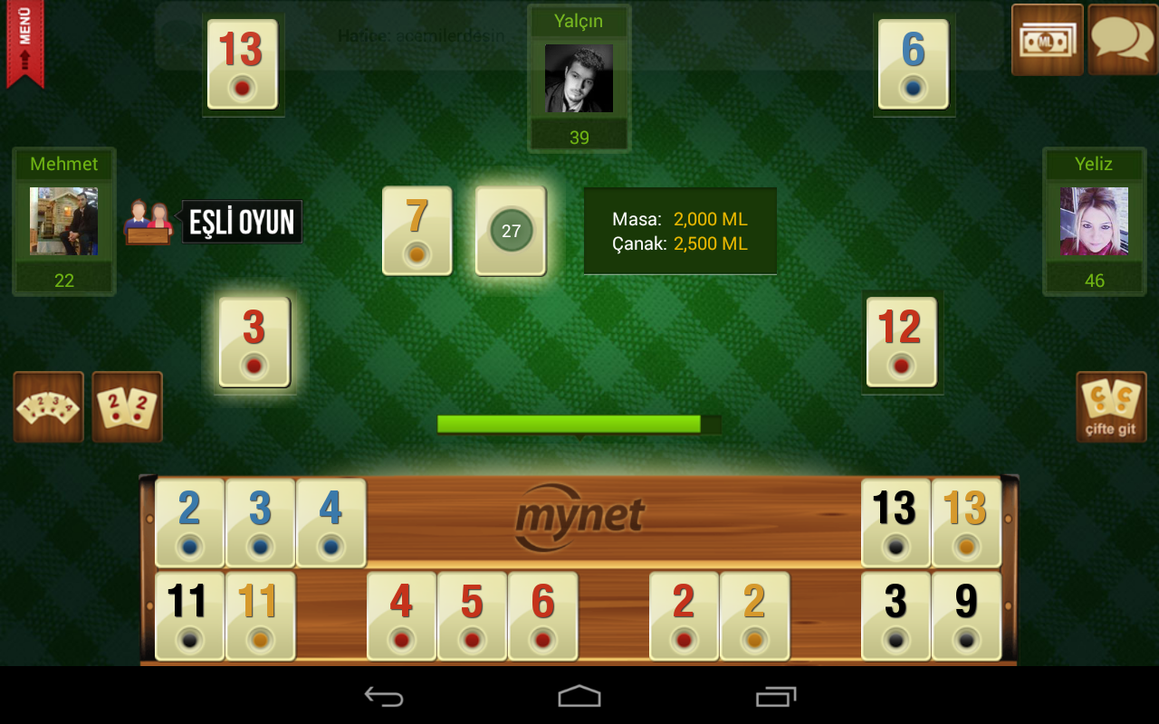 Casino game online play poker top 13