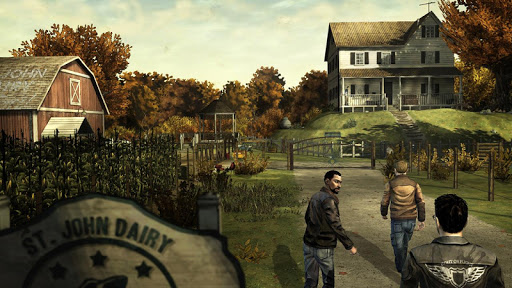 The Walking Dead: Season One  screenshots 4
