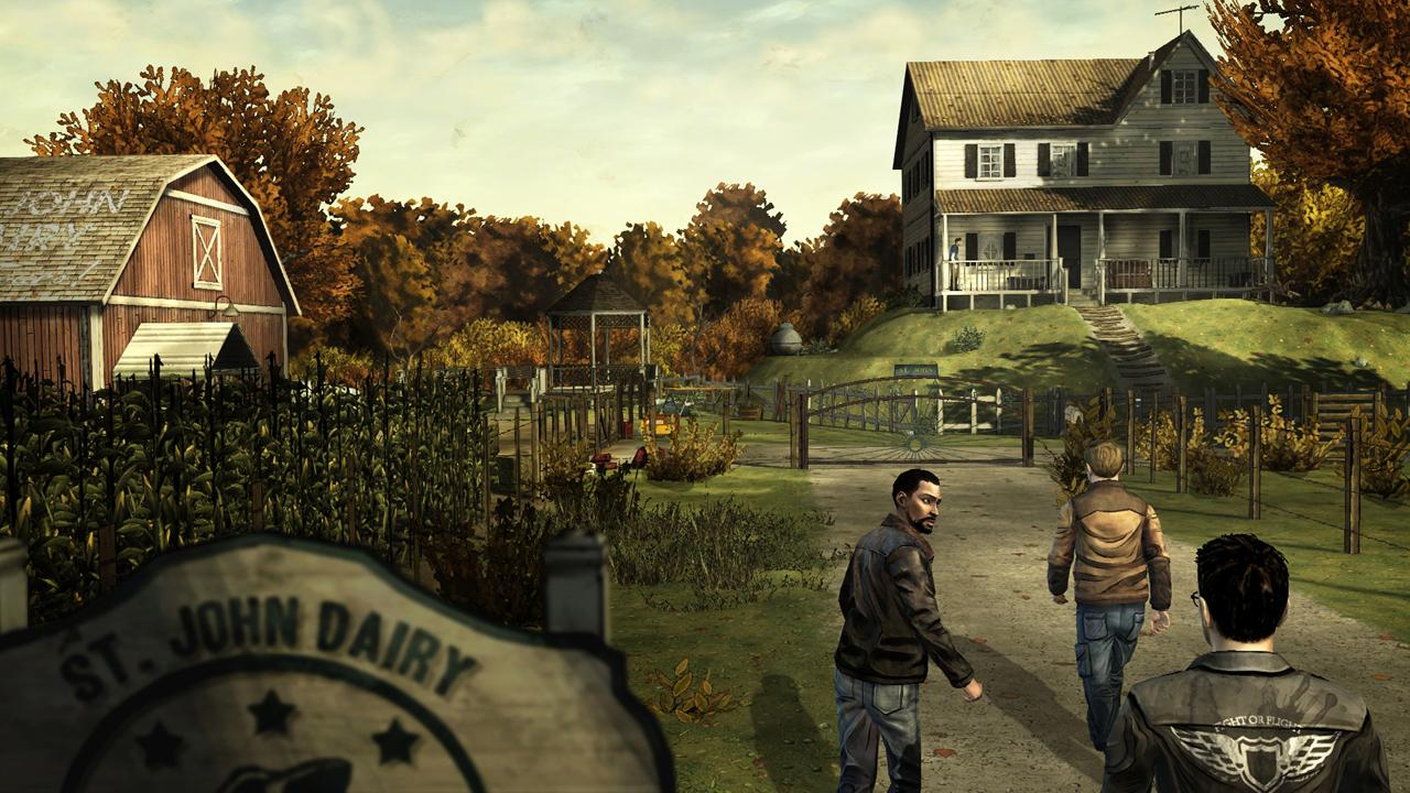 The Walking Dead: Season One screenshot #4