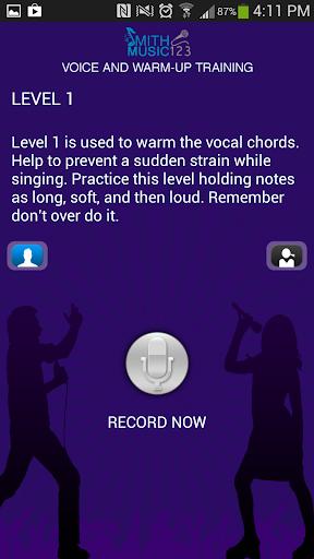 SmithMusic123 Voice Warm-Up