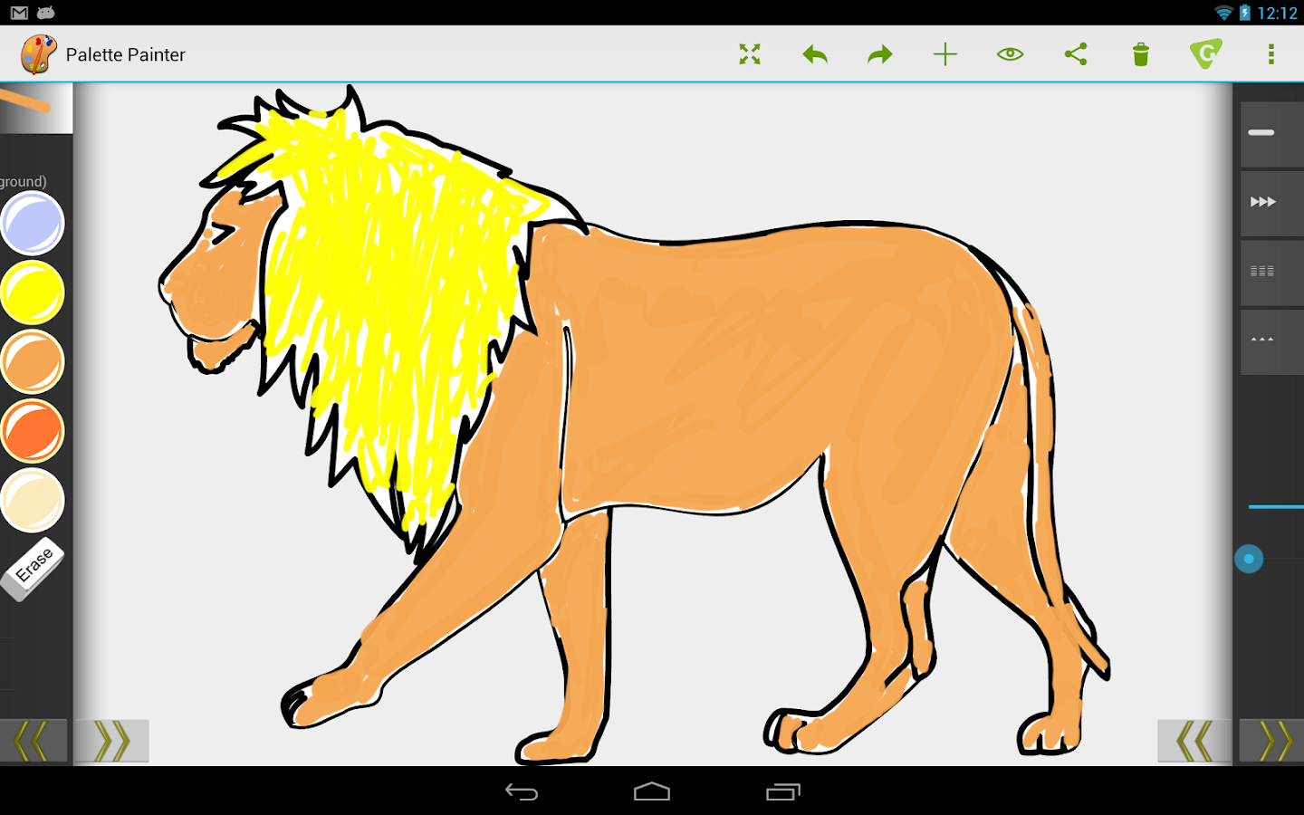 palette painter android apps on google play