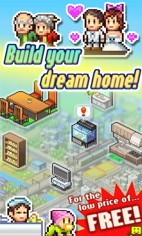 Dream House Days - screenshot