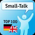 Small Talk Success Phrases logo