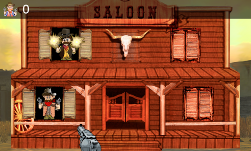 SaloonShoot