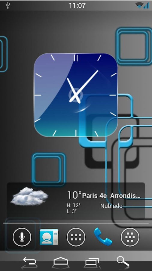 Analog Clock Collection HD - screenshot