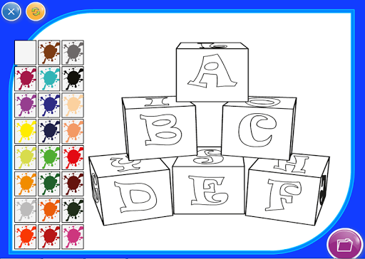 Kid Coloring Pages Apk Download 4