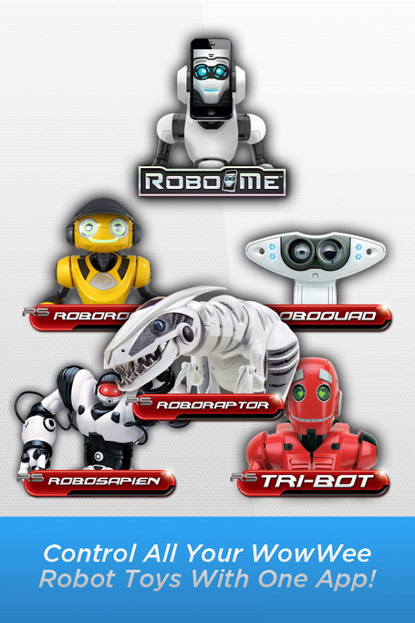 RoboRemote- screenshot