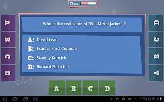 Screenshot of Quiz Party